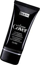 Духи, Парфюмерия, косметика Тональная основа с высокой плотностью покрытия - Pupa Extreme Cover Foundation