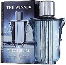 Духи, Парфюмерия, косметика Omerta The Winner Takes It All - Туалетная вода