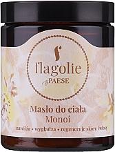 """Духи, Парфюмерия, косметика Масло для тела """"Монои"""" - Flagolie by Paese Monoi"""
