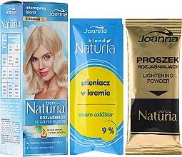 Духи, Парфюмерия, косметика Осветлитель для всей длины волос - Joanna Hair Naturia Blond