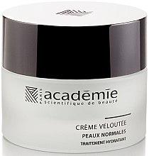 Духи, Парфюмерия, косметика Мягкий увлажняющий крем-бархат - Academie Visage Velvety Cream