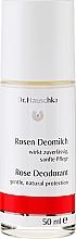 """Духи, Парфюмерия, косметика Дезодорант для тела """"Роза"""" - Dr. Hauschka Rose Deodorant"""