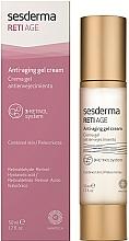 Духи, Парфюмерия, косметика Антивозрастной крем-гель - SesDerma Laboratories RetiAge Anti-aging Gel Cream