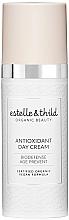 Духи, Парфюмерия, косметика Питательный дневной крем для лица - Estelle & Thild BioDefense Antioxidant Day Cream