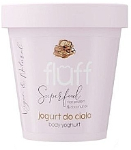 "Духи, Парфюмерия, косметика Йогурт для тела ""Шоколад"" - Fluff Body Yogurt Chocolate"