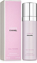 Духи, Парфюмерия, косметика Chanel Chance Eau Tendre - Дезодорант