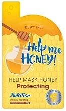 Духи, Парфюмерия, косметика Защитная маска для лица - Dewytree Help Me Honey! Protecting Mask