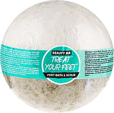 Духи, Парфюмерия, косметика Ванночка и скраб для ног - Beauty Jar Treat Your Feet Foot Bath&Scrub