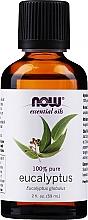 Духи, Парфюмерия, косметика Эфирное масло эвкалипта - Now Foods Eucalyptus Essential Oils