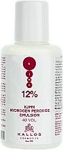 Духи, Парфюмерия, косметика Окислитель для волос 12% - Kallos Cosmetics KJMN Hydrogen Peroxide Emulsion
