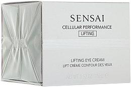 Духи, Парфюмерия, косметика Концентрат восстанавливающий - Kanebo Sensai Cellular Performance Lifting Eye Cream
