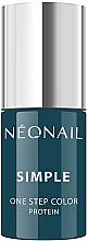 Духи, Парфюмерия, косметика Гель-лак для ногтей - NeoNail Simple One Step Color Protein