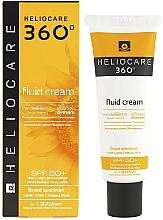 Духи, Парфюмерия, косметика Солнцезащитный крем-флюид для всех типов кожи - Cantabria Labs Heliocare 360? Fluid Cream SPF 50+ Sunscreen