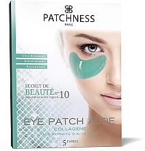Духи, Парфюмерия, косметика Патчи для глаз с алоэ - Patchness Eye Patch Aloe