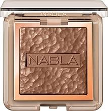Духи, Парфюмерия, косметика Бронзер для лица - Nabla Miami Lights Collection Skin Bronzing