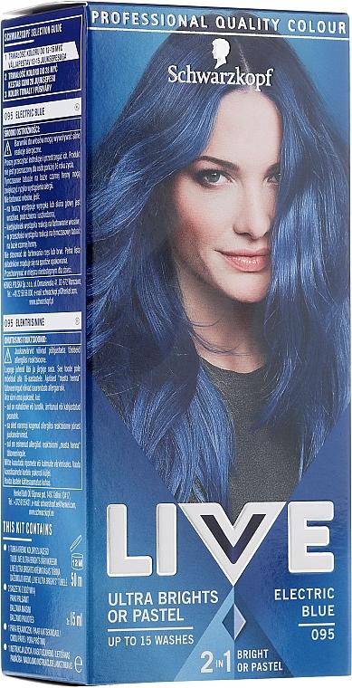 Краска для волос - Schwarzkopf Live Ultra Brights or Pastel — фото N1