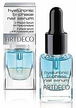 Духи, Парфюмерия, косметика Двухфазная сыворотка для ногтей - Artdeco Hyaluronic Bi-Phase Nail Serum