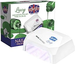 Духи, Парфюмерия, косметика Лампа CCFL+LED, белая - Ronney Profesional Lucy CCFL + LED 38W (GY-LCL-021) Lamp