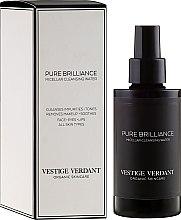 Духи, Парфюмерия, косметика Мицеллярная вода - Vestige Verdant Pure Brilliance Micellar Cleansing Water
