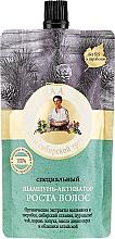 Духи, Парфюмерия, косметика Специальный шампунь-активатор роста волос - Рецепты бабушки Агафьи Банька Агафьи