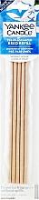 Духи, Парфюмерия, косметика Ароматические палочки - Yankee Candle Midnight Jasmine Pre-Fragranced Reed Refill