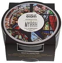 Духи, Парфюмерия, косметика Ароматическая свеча - House of Glam Frankincense Myrrh Candle (мини)