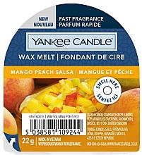 Духи, Парфюмерия, косметика Ароматический воск - Yankee Candle Wax Melt Mango Peach Salsa