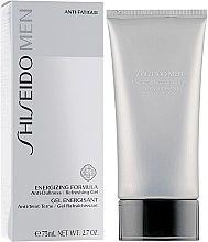 Духи, Парфюмерия, косметика Гель после бритья - Shiseido Men Energizing Formula Gel