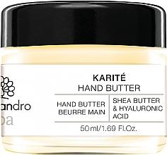 Духи, Парфюмерия, косметика Масло для рук - Alessandro International Spa Hand Butter