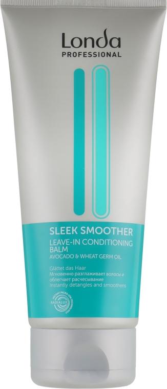 Разглаживающий бальзам для волос - Londa Professional Sleek Smoother  — фото N1