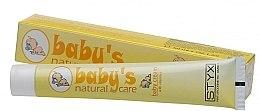 Духи, Парфюмерия, косметика Детский крем - Styx Naturcosmetic Baby's Natural Care