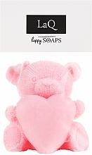 """Духи, Парфюмерия, косметика Натуральное мыло ручной работы """"Мишка с сердцем"""" - LaQ Happy Soaps Natural Soap"""