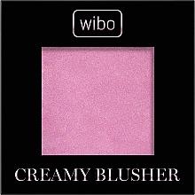 Духи, Парфюмерия, косметика Румяна кремовые - Wibo Creamy Blusher