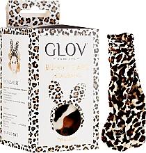Духи, Парфюмерия, косметика Обруч-ушки, леопардовые - Glov Spa Bunny Ears Headband Safari Edition