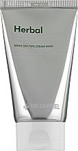 Духи, Парфюмерия, косметика Успокаивающая пилинг-маска c эффектом детокса - Medi Peel Herbal Peel Tox