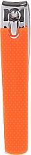 Духи, Парфюмерия, косметика Кусачки для ногтей 76954, L, оранжевые - Top Choice Colours Nail Clippers
