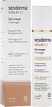 Духи, Парфюмерия, косметика Депигментирующий крем-гель для лица - SesDerma Laboratories Azelac Ru Gel Cream