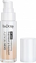 Духи, Парфюмерия, косметика Тональный крем для лица - Skin Beauty Perfecting & Protecting Foundation SPF 35 (01 -Fair)
