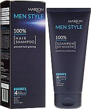 Духи, Парфюмерия, косметика Шампунь для мужчин - Marion Men Style Shampoo Against Greying
