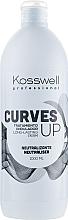 Духи, Парфюмерия, косметика Нейтрализатор завивки волос - Kosswell Professional Curves Up Neutraliser