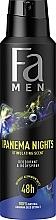 "Духи, Парфюмерия, косметика Дезодорант-спрей для мужчин ""Ритмы Бразилии. Ipanema Nights"" - Fa Men"