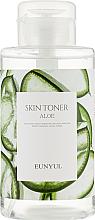 Духи, Парфюмерия, косметика Тоник увлажняющий с экстрактом алоэ - Eunyul Aloe Skin Toner