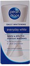 Духи, Парфюмерия, косметика Полироль для зубов для ежедневного использования - Pearl Drops Everyday White