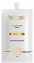 Духи, Парфюмерия, косметика Сыворотка для лица - BioDermic Collagen Serum (мини)