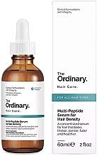 Духи, Парфюмерия, косметика Многопептидная сыворотка, увеличивающая густоту волос - The Ordinary Multi Peptide Serum For Hair Density