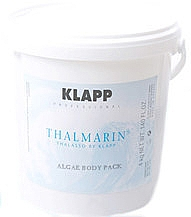 Духи, Парфюмерия, косметика Водоросли для тела - Klapp Thalmarin Algae Body Pack