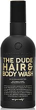 Духи, Парфюмерия, косметика Шампунь-гель для душа - Waterclouds The Dude Hair And Body Wash