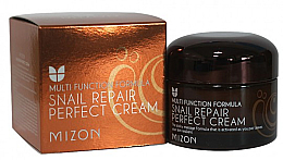 Духи, Парфюмерия, косметика Питательный улиточный крем - Mizon Snail Repair Perfect Cream