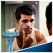 Набор одноразовых станков для бритья, 3шт - Gillette Blue 3 — фото N4