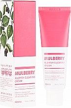 Духи, Парфюмерия, косметика Крем для проблемной кожи лица - A'pieu Mulberry Blemish Clearing Cream
